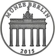 Gedenkprägung 25 Jahre Deutsche Einheit Archiv Münzenwoche