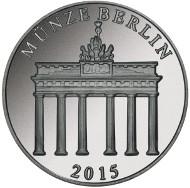 Gedenkprägung Der Münze Berlin Zu 70 Jahre Kriegsende Archiv