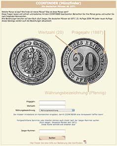 Wwwcoinfinderde Archiv Münzenwoche