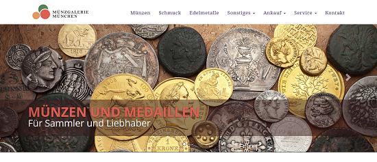 Neuer Internet Auftritt Der Mgm News Münzenwoche