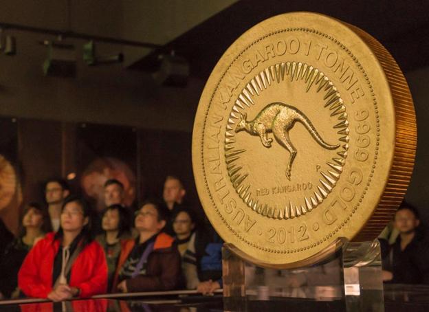 Die Schwerste Und Wohl Die Teuerste Münze Der Welt News