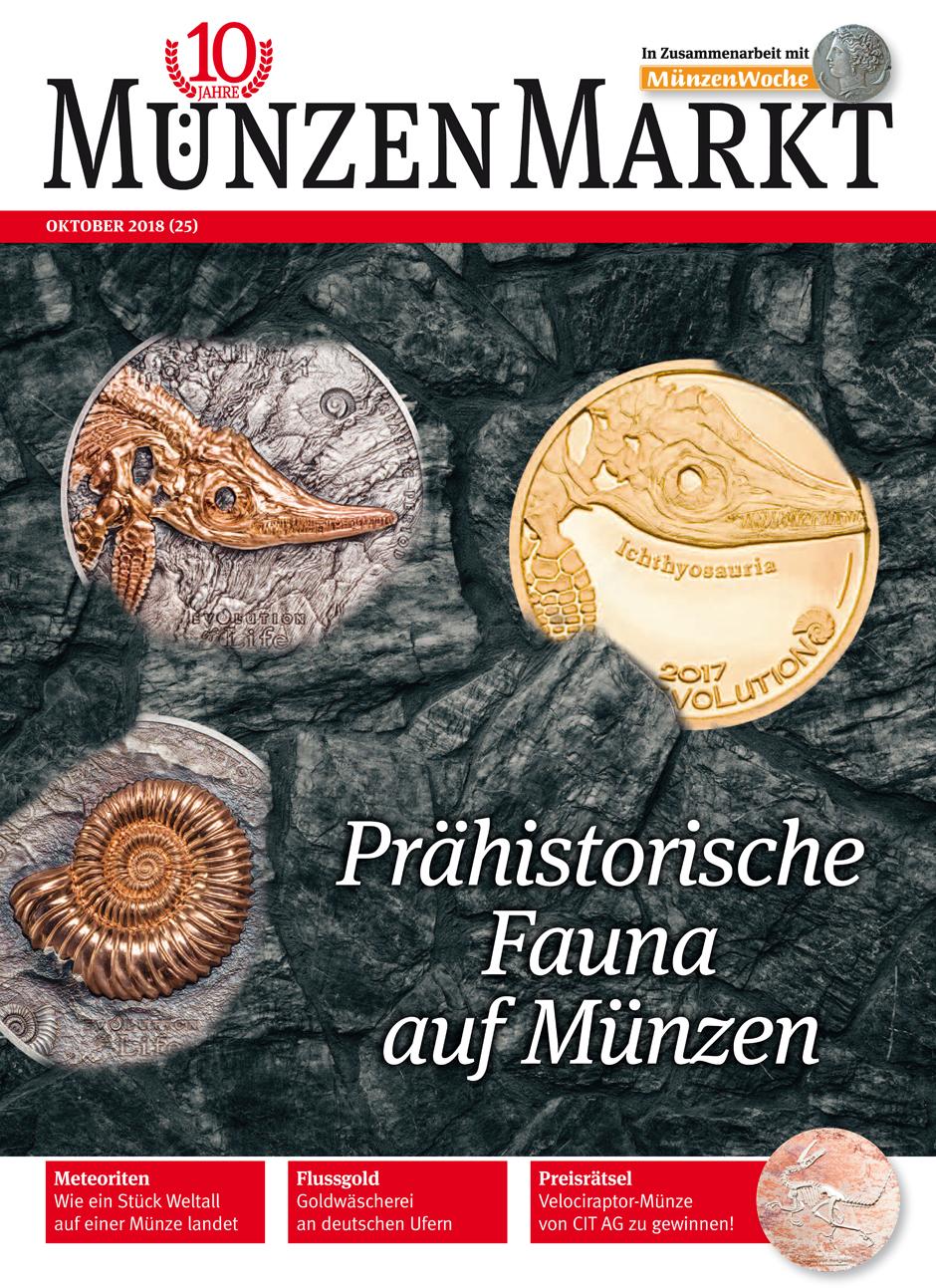 Münzenmarkt Münzenwoche
