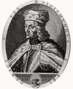 Warum Sigismund Der Münzreiche Als Bettelarmer Mann Starb Archiv