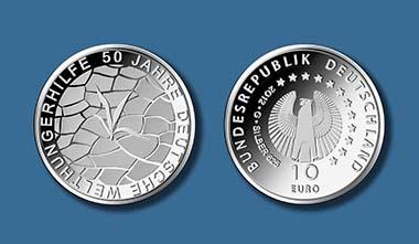 Einkauf Mit Einer 10 Euro Münze News Münzenwoche