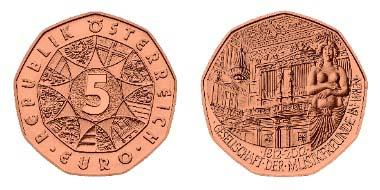 Münze österreich Entdeckt Kupfer Als Münzmetall Wieder Archiv