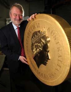 Die Perth Mint Pr 228 Sentiert Eine Neue Rekordm 252 Nze Die