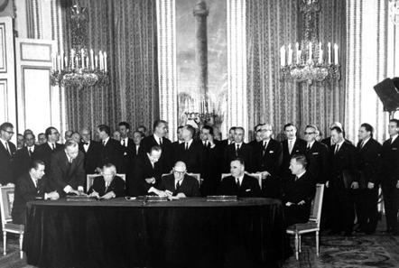 2 Euro Münze 50 Jahre élysée Vertrag Archiv Münzenwoche