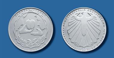 Neue 10 Euro Gedenkmünze Schneewittchen Archiv Münzenwoche